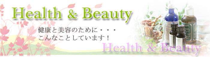 Health & Beautey
