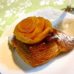 パン工房 ラパンブランのりんごのデニッシュ