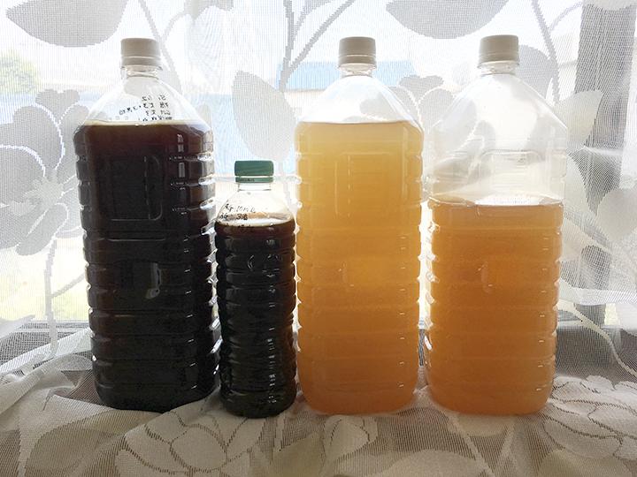 EM菌培養液