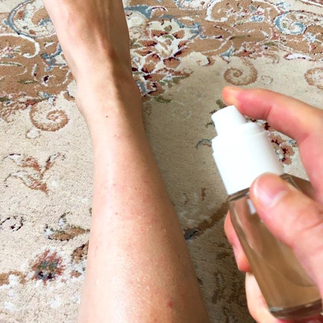 季節性敏感肌にEM活性液